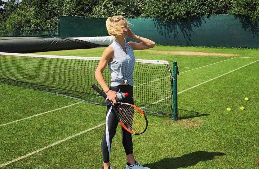 Свитолина начала подготовку к Уимблдонскому турниру / instagram.com