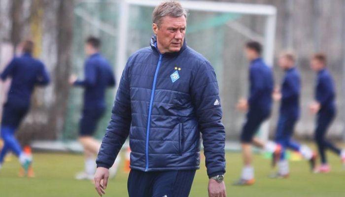 Хацкевич рассказал о возможных приобретениях Динамо в летнее межсезонье/ facebook.com/fcdynamoua
