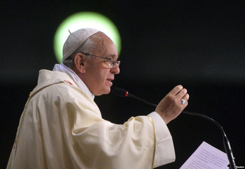Папа Франциск побажав науковцям нових успіхів у пізнанні Всесвіту / novostik.com