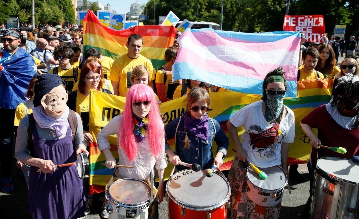 Єпископи РКЦ звернулися до української влади з приводу проведення «Маршу рівності» у Києві / reuters.com