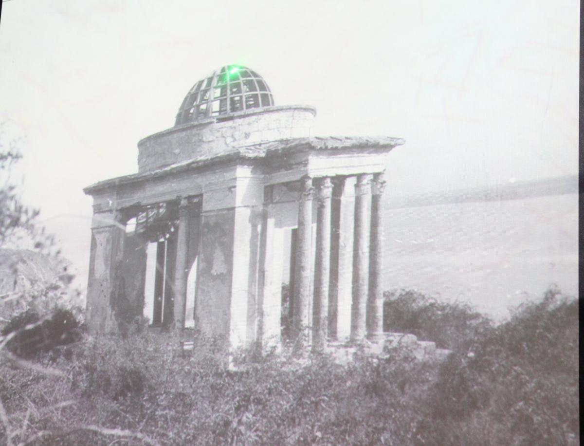 Храм Вести був важливим навігаційним об'єктом і відігравав роль маяка / mkrada.gov.ua
