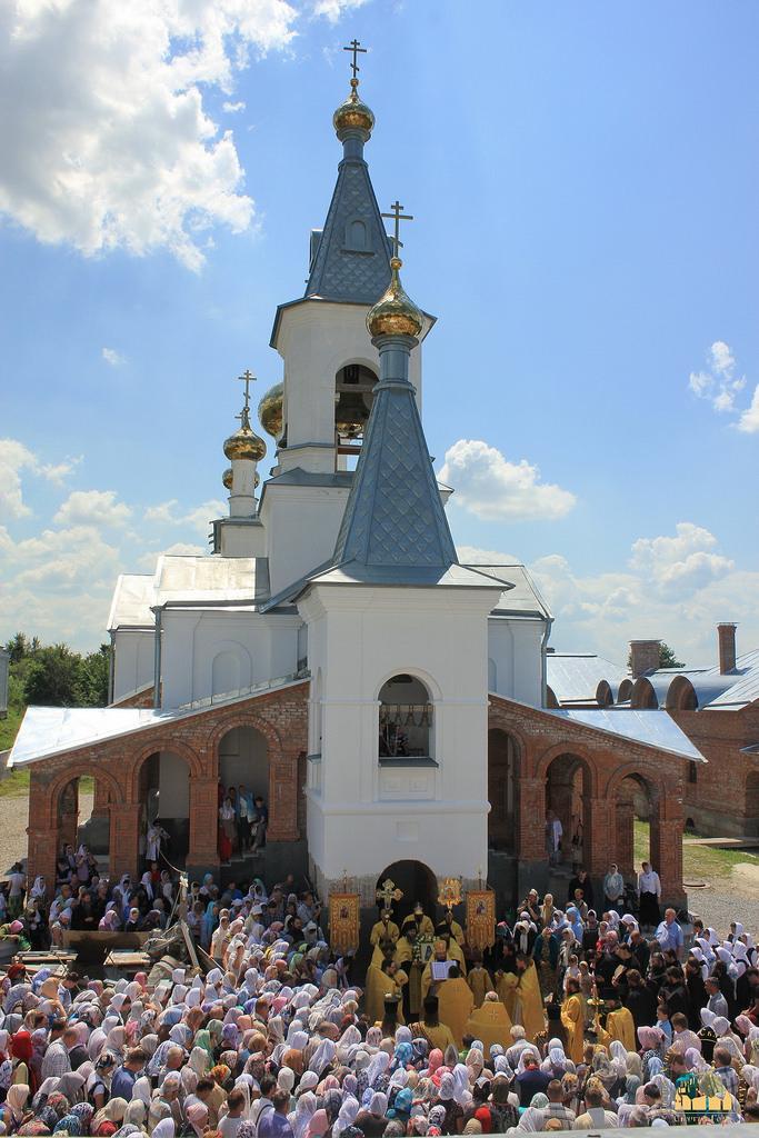 Свято-Іоаннівський скит у селі Адамівка / svlavra.church.ua