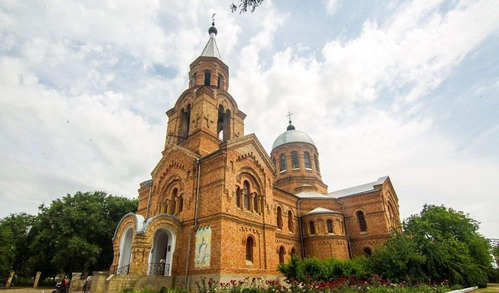 Во времена Хрущевских гонений храм закрыли, была разрушена колокольня церкви / eparhiya.od.ua