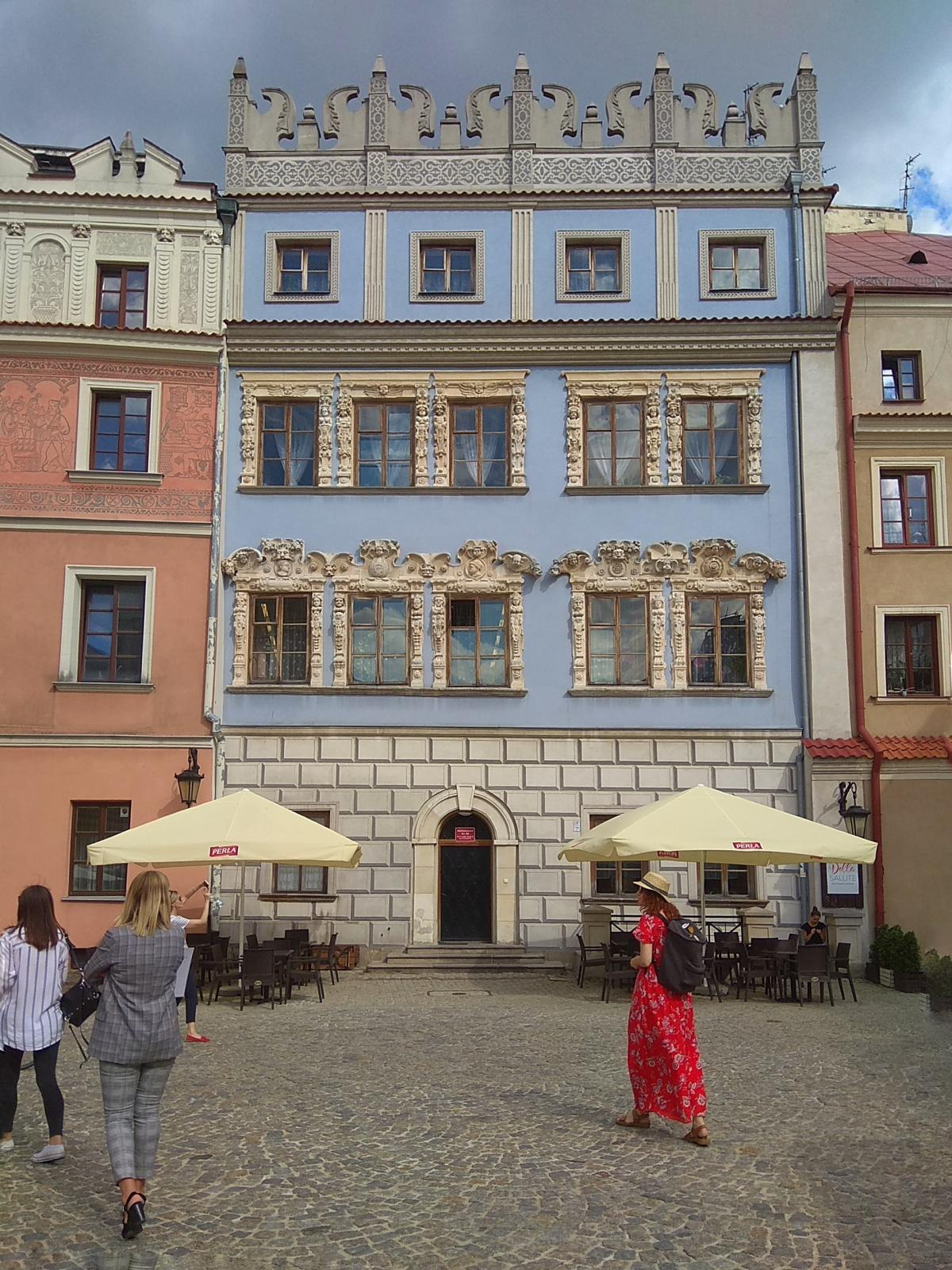 Дом Конопника больше всех привлекает внимание туристов/ фото