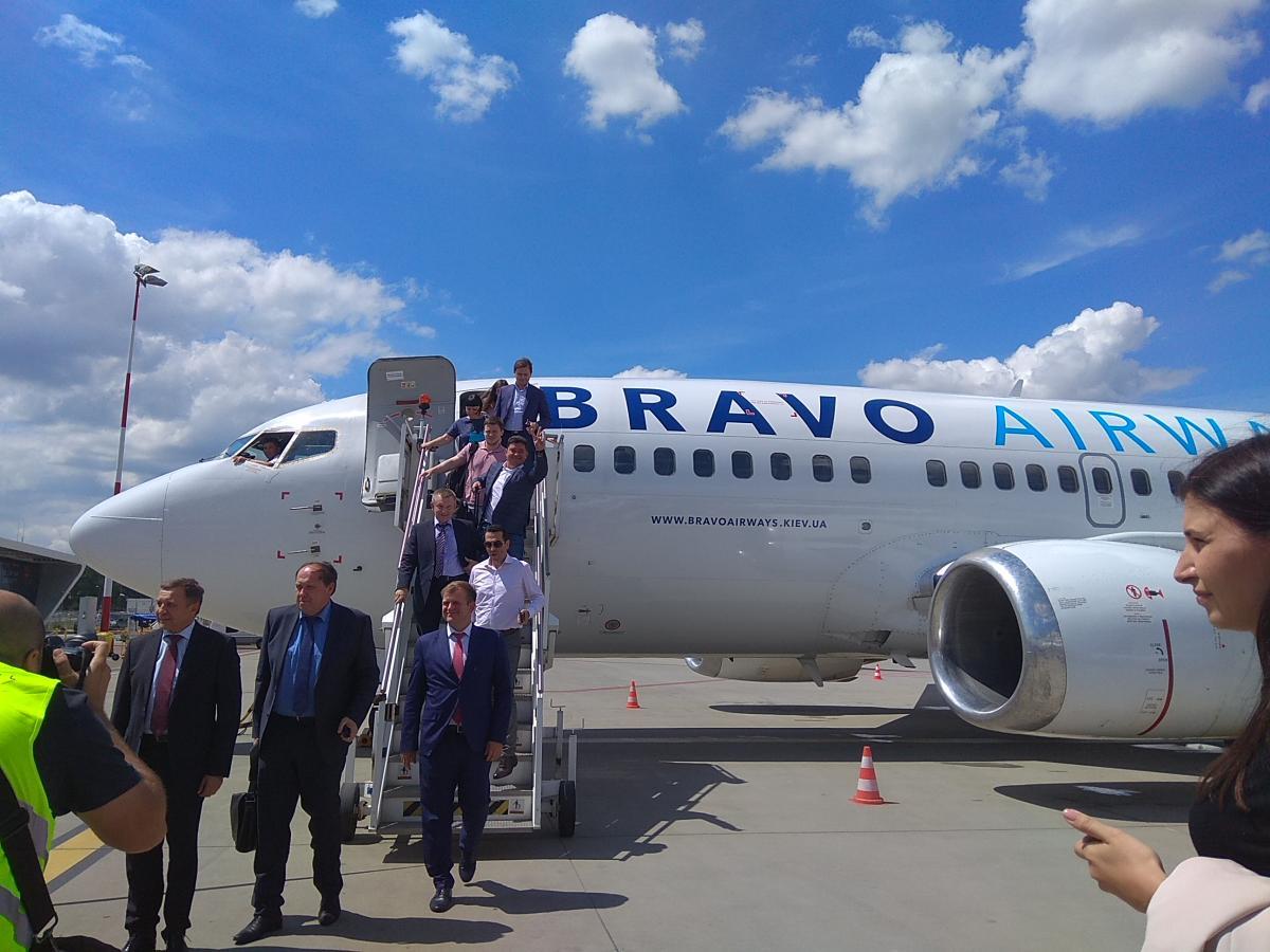 Авиакомпания Bravo Airways объясняет отмену рейсов долгом туроператора / фото УНИАН