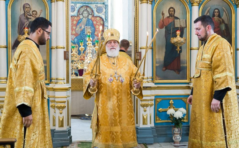 Православні відзначили Собор Білоруських святих / church.by