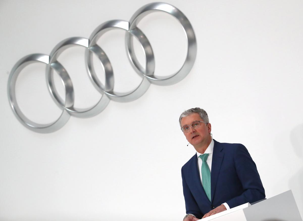 Гендиректор Audi Руперт Штадлер / REUTERS