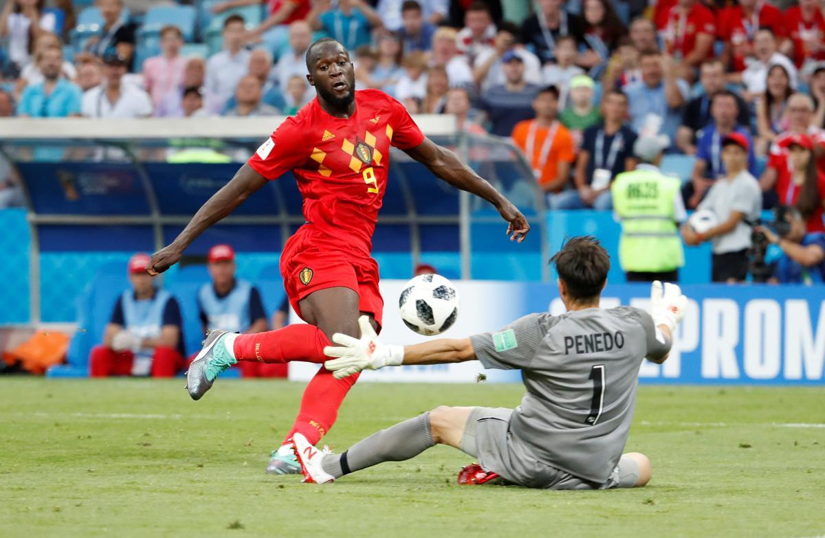 Бельгия - Панама / REUTERS