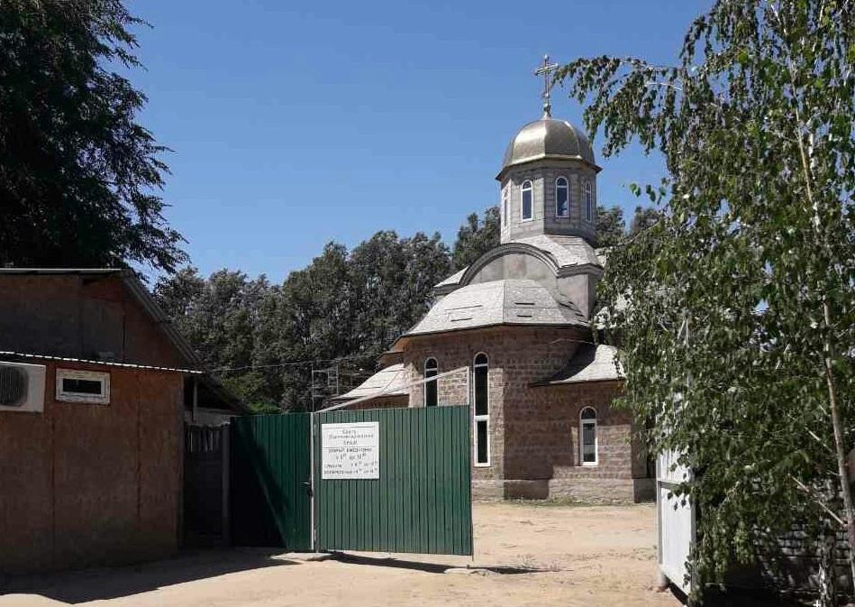 У Мелітополі цієї ночі жорстоко вбили 66-річного сторожа храму УПЦ / news.church.ua