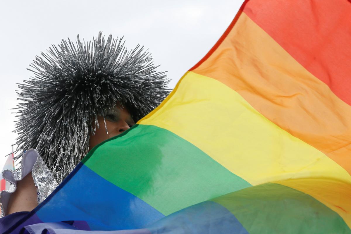 """Евросоюз стал """"зоной свободы ЛГБТ"""" / иллюстрация / REUTERS"""