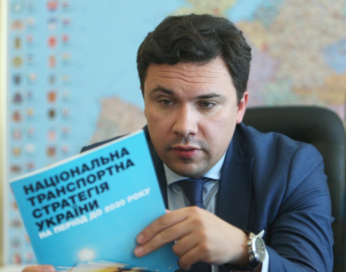 Довгань вдмітив, що наразі розроблено кілька євроінтеграційних законопроектів у галузі інфраструктури, однак за них ще не проголосували/ фото УНІАН