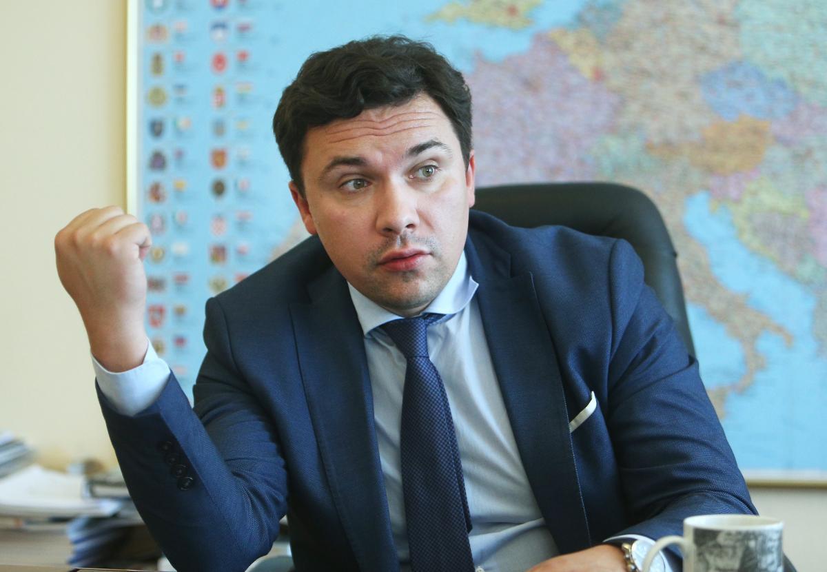 На думку Віктора Довганя ремонт шлюзів на Дніпрі - це питання національної безпеки / фото УНІАН