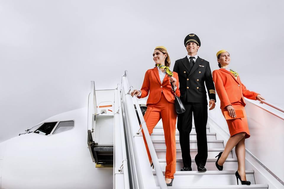 SkyUp начала продавать авиабилеты через приложение SmartTicket / фото facebook.com/skyup.airlines