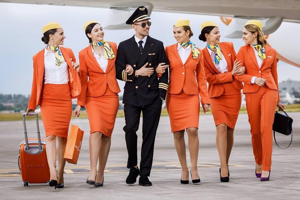 SkyUp запустит сезонные рейсы из аэропорта «Харьков» в аэропорт Шарджа / Фото facebook.com/skyup.airlines