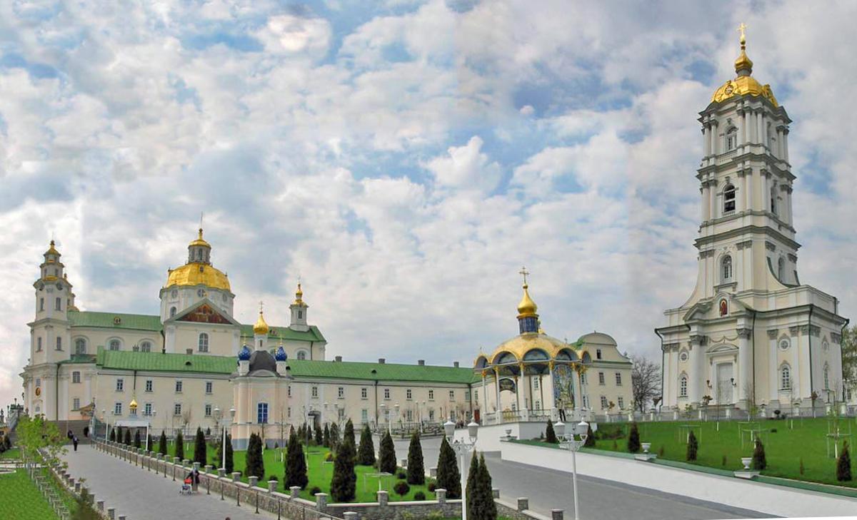 В Почаевской лавре представили возражения / news.church.ua