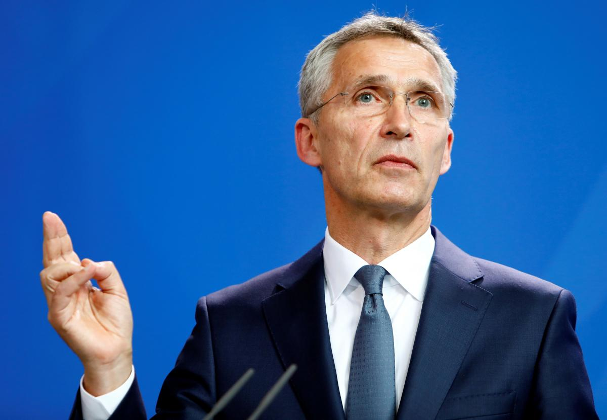 Столтенберг: НАТО нестремится к новейшей «холодной войне» сРоссией