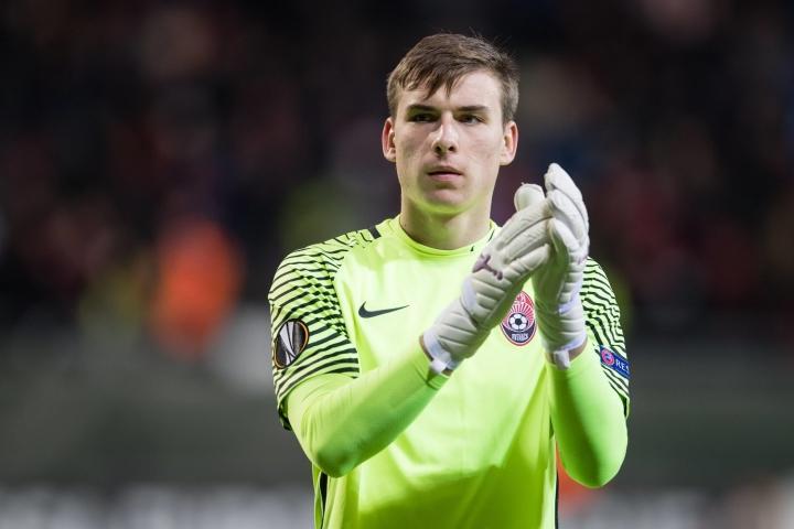 """Лунін у найближчі дні може стати гравцем """"Реала"""" / zik.ua"""