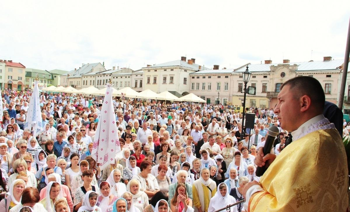На Львівщині відбувся Всеукраїнський з'їзд спільнот Апостольства молитви / ugcc.if.ua