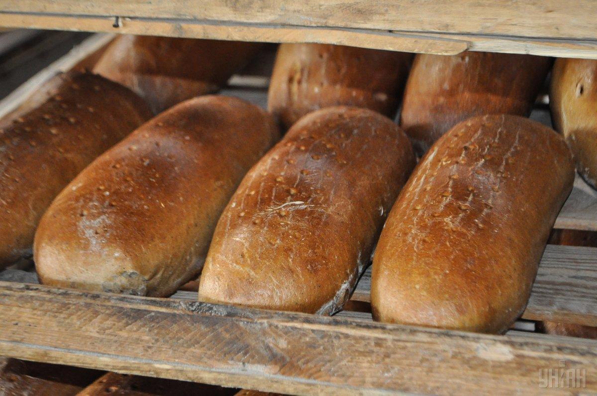 В Британии хлеб будут обогащать фолиевой кислотой \ фото УНИАН