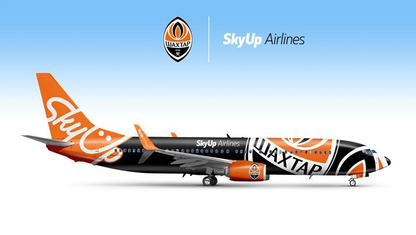"""У """"Шахтера"""" в новом сезоне будет собственный самолет / shakhtar.com"""