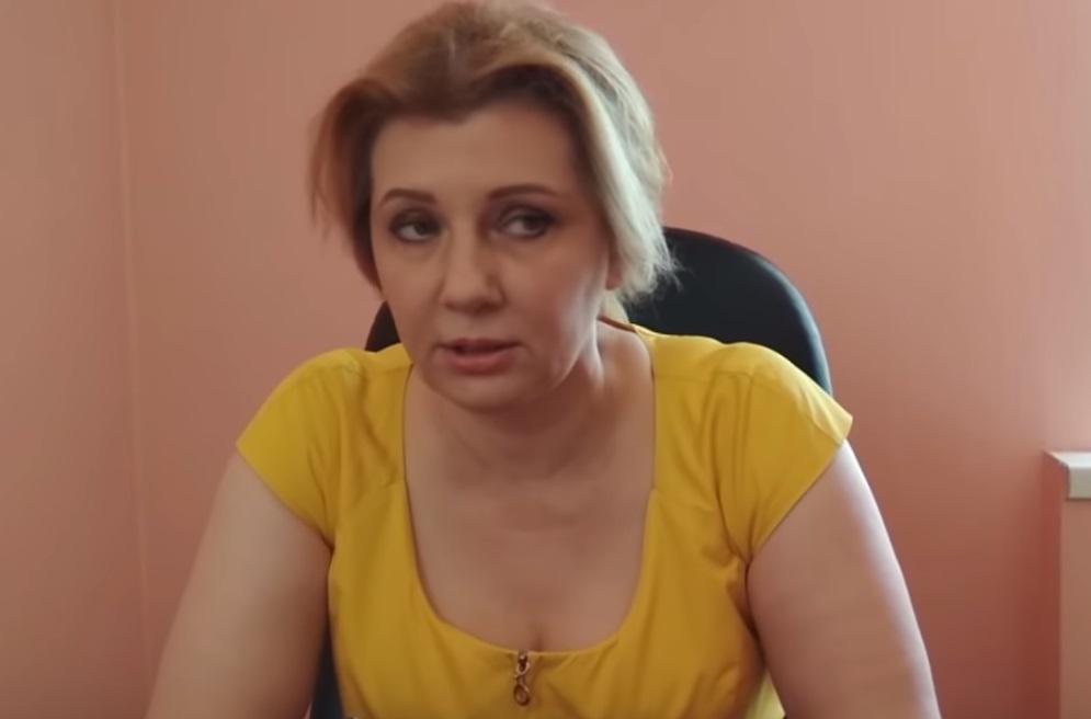 Анна Турчинова ранее заявила, что гомосексуальность - это болезнь, а ЛГБТ - отклонение от нормы / Скриншот - Youtube - Громадське телебачення