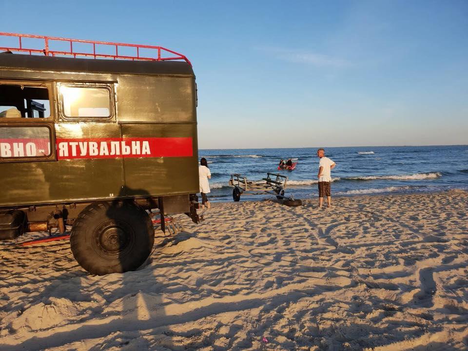 В акваторії Чорного моря знайдено тіло 10-річного хлопчика, якийзникна днях / фото facebook.com/bojcenko