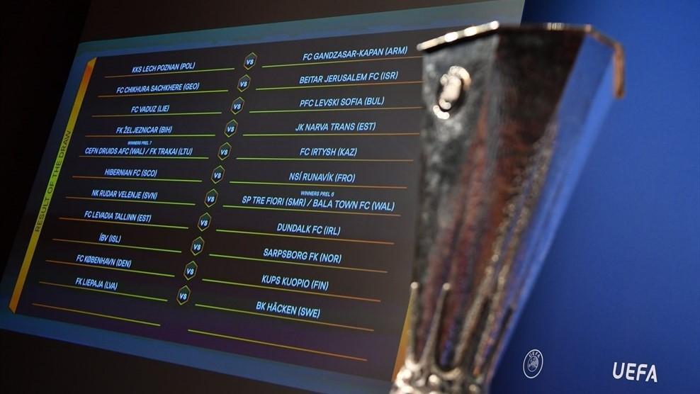 """""""Зоря"""" і """"Маріуполь"""" дізналися можливих суперників у плей-офф кваліфікації Ліги Європи / uefa.com"""