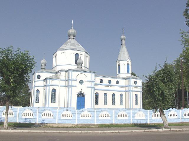 Свято-Покровская церковь в пгт. Млинов / rivne.ogo.ua