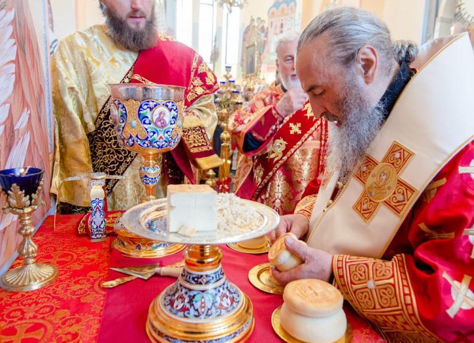Митрополит Онуфрий / news.church.ua