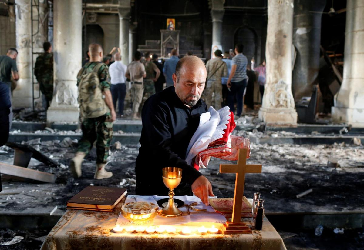 Гоніння на християн / sib-catholic.ru