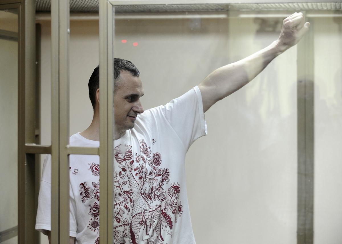Олег Сенцов / REUTERS