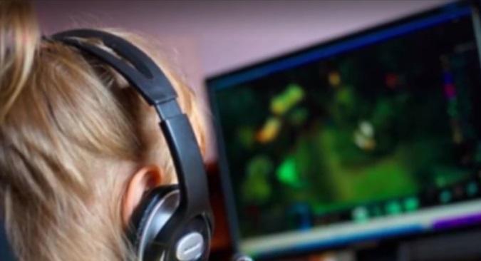 Дети страдают от игромании / Скриншот