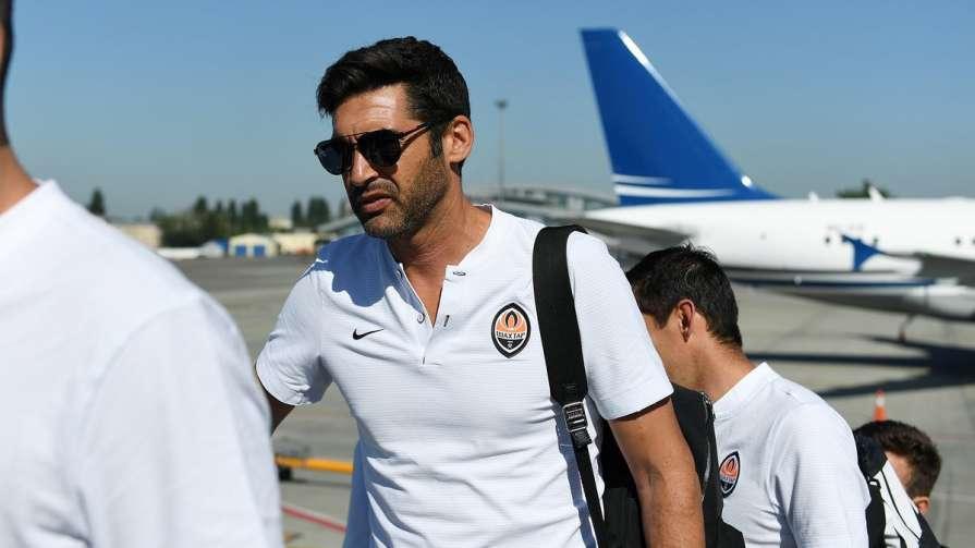 Паулу Фонсека наступного тижня відправиться в Рим / фото: ФК Шахтар