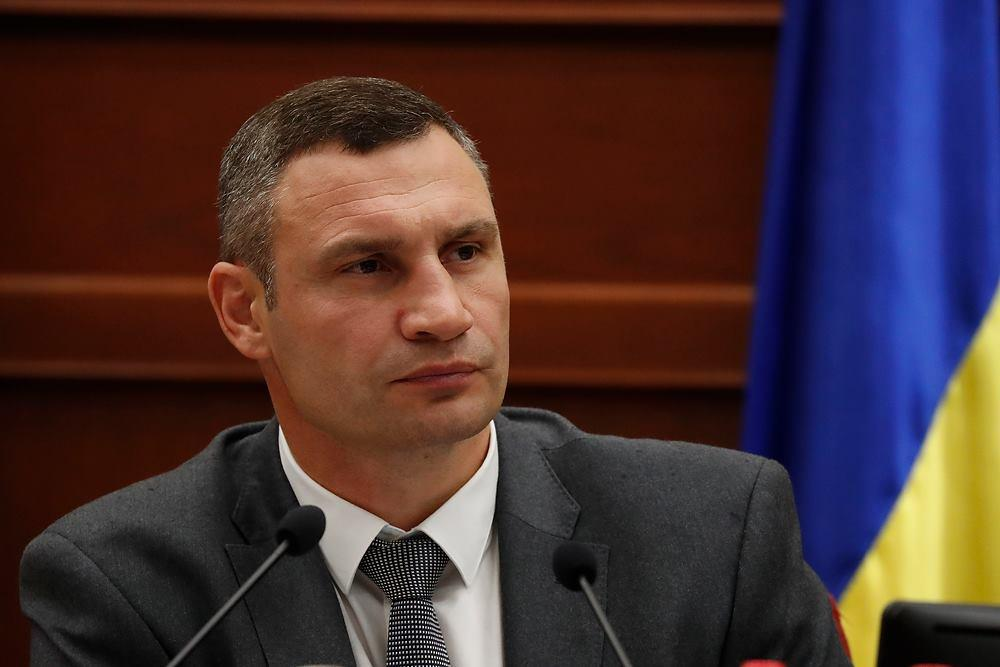 Кличко призвал депутатов принять взвешенное решение / фото kyivcity.gov.ua