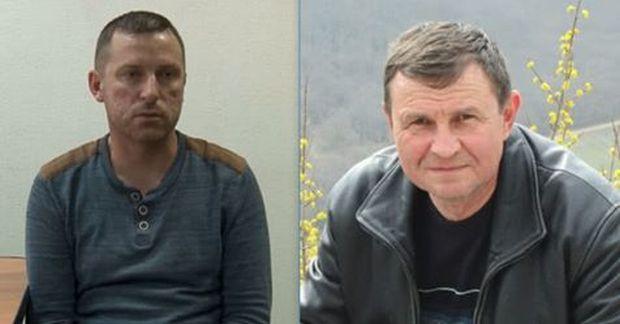 Дудку і Бессарабова етапують на Кавказ / фото facebook.com/crimeahrg