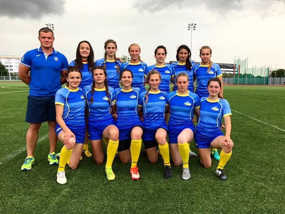 Женская сборная Украины является одним из фаворитов предстоящего чемпионата Европы в Днепре / credo63.com