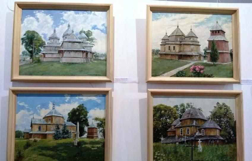 Выставка картин во Львове / vgolos.com.ua