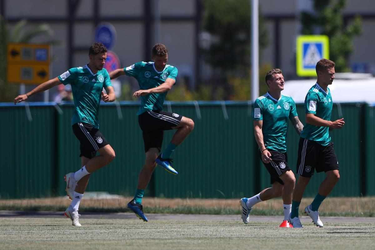 Збірної Німеччини необхідно тільки перемагати в завтрашньому матчі ЧС-2018 проти команди Швеції / Reuters