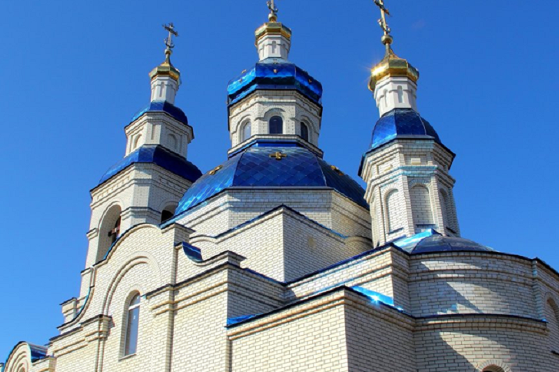 Храм в Константиновке / news.church.ua