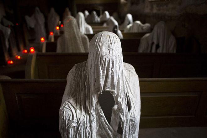 Привиди студентів перетворили церкву на найстрашніше місце на Землі / znaj.ua