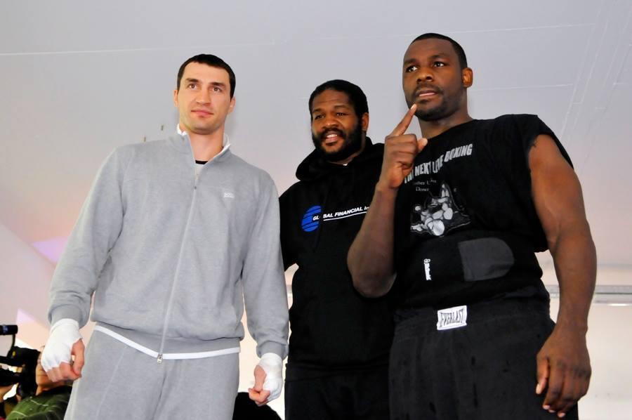 Благодаря Кличко-старшему в Украину приедет целая плеяда звезд мирового бокса / klitschko-brothers.com