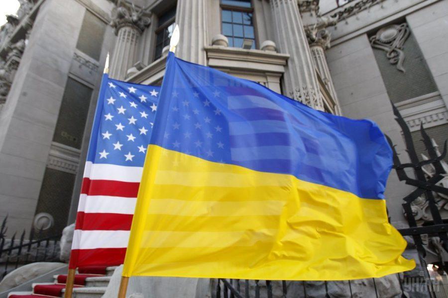 Посольство Украины в США критически отреагировало на карту Украины без Крыма, опубликованную Bloomberg / фото УНИАН