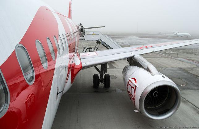 Аэропорт «Львов» сообщил об отмене двух рейсов авиакомпании Ernest / фото tim5000/livejournal