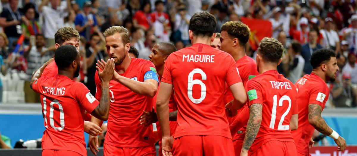 Дубль Кейна помог Англии победить Тунис в первом матче ЧМ-2018 / fifa.com
