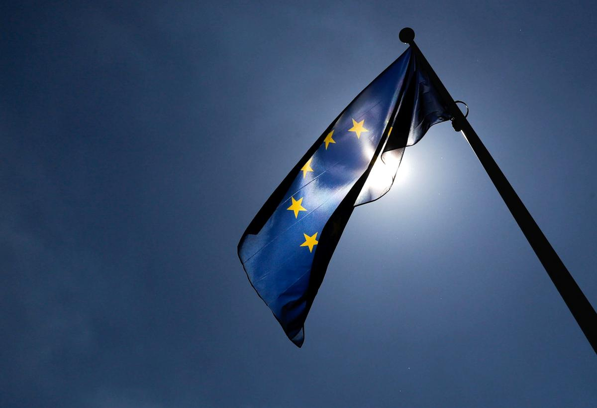 Киевляне хотят жить в европейской столице / REUTERS