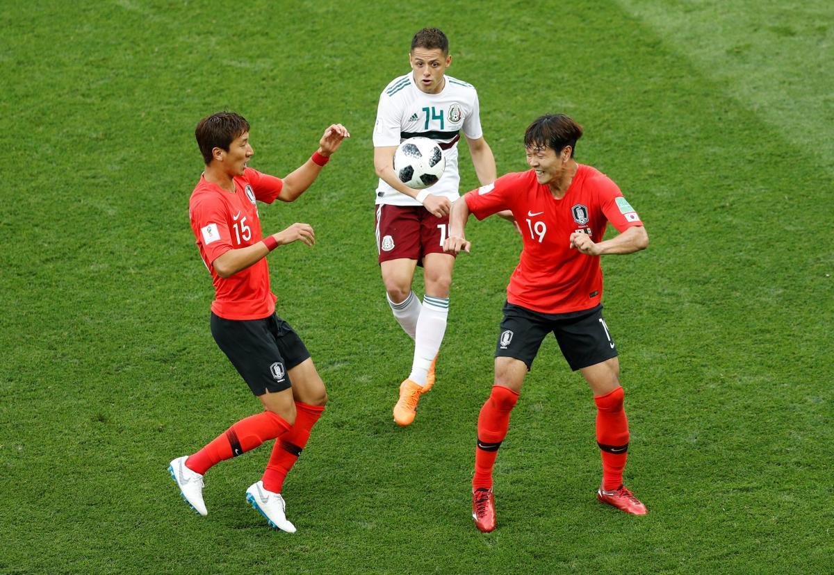 Чічаріто забив свій 50-й гол у складі збірної Мексики / Reuters