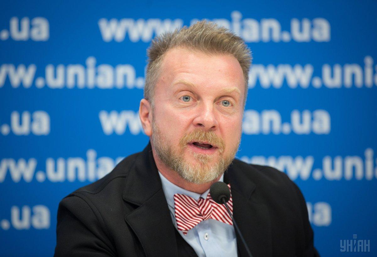 Мухарский рассказал о войне с Егоровой / фото УНИАН
