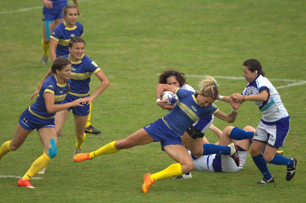 Жіноча збірна України з регбі-7 вийшла у фінал чемпіонату Європи / rugby.org.ua