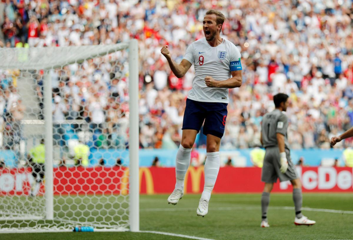 Англія - Панама - 6:1 / REUTERS