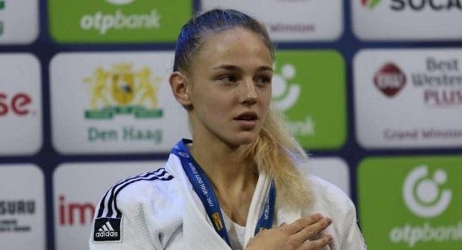 Белодед в этом году стала самой юной в истории чемпионкой мира по дзюдо / ukrainejudo.com